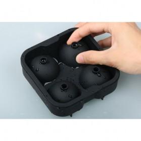 Four Ball Ice Maker / Pencetak Es Batu Bulat - 4
