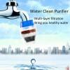 Tap Water Clean Purifier Filter for 16-19mm Faucet / Filter Keran Air - Blue