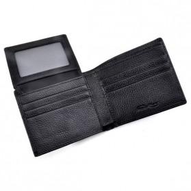 Gubintu Anti Theft RFID Block Wallet / Dompet - Black