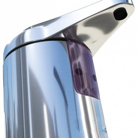 Svavo Stainless Steel Sensor Soap Dispenser / Sabun Otomatis - AD-03 - Silver - 2