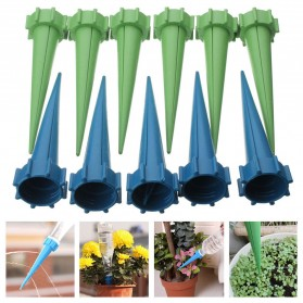 ROBESBON Automatic Watering Irrigation / Corong Penyemprot Air 4 Pcs - B97195 - Multi-Color