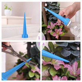 ROBESBON Automatic Watering Irrigation / Corong Penyemprot Air 4 Pcs - B97195 - Multi-Color - 7