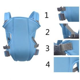 Tas Gendong Bayi Baby Carrier - Deep Blue - 3