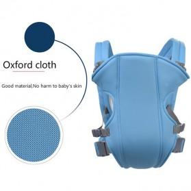 Tas Gendong Bayi Baby Carrier - Deep Blue - 6