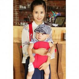 Tas Gendong Bayi Baby Carrier - Deep Blue - 8