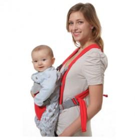 Tas Gendong Bayi Baby Carrier - Deep Blue - 11