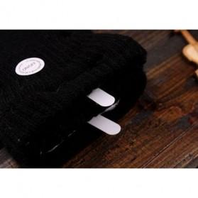 Yiwu Luminous Colorful LED Light Glove / Sarung Tangan LED - Black - 6