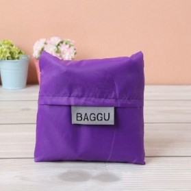 Tas Belanja Lipat Ramah Lingkungan - Purple