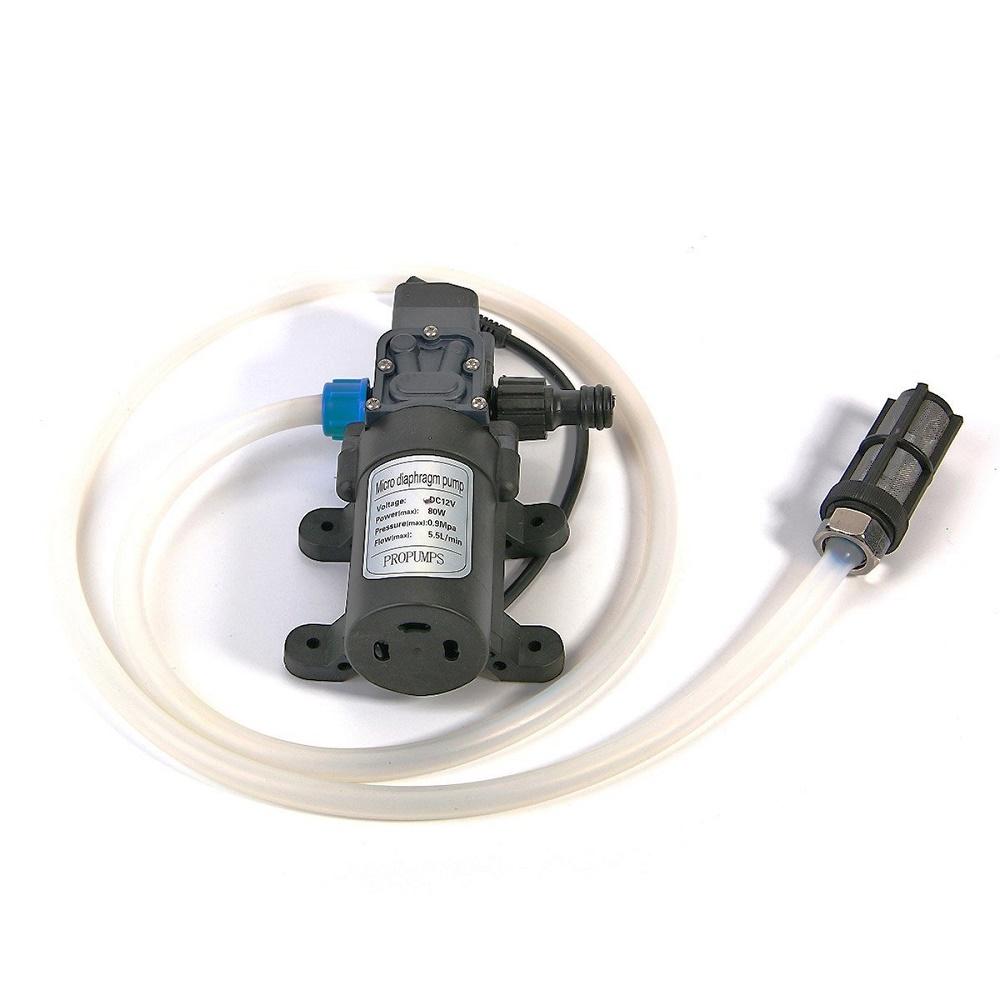 Cara Membuat Pompa Air Mini 12 Volt