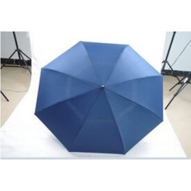 Payung Terbalik Gagang C - Blue - 10