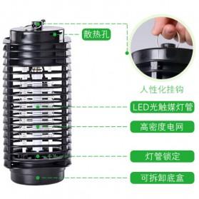 Xingli Lampu Pembasmi Nyamuk - XL-218 - Black - 6