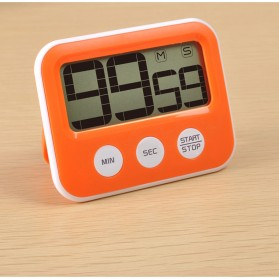 Digital Count Down Timer Limitation 1S-99M59S - JP9913 - Orange