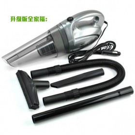 Style Powerful Portable Cyclone Vacuum Cleaner / Penyedot Debu - Black