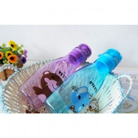 Botol Minum Motif Kartun Lucu - Pink - 3