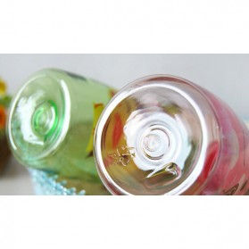 Botol Minum Motif Kartun Lucu - Pink - 5