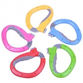 Gantungan Plastik Belanja Dengan Sistem Pengunci - Multi-Color - 4
