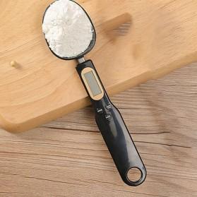 Taffware Digipounds Sendok Ukur Elektrik Digital Spoon Scale 0.1g 500g Maks - HM10 - Black