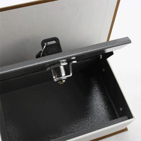 SAFEBET Security Dictionary Cash Jewelry Key Lock Book Storage M Size - ER567 - Black - 3