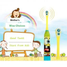 Sikat Gigi Elektrik Anak-Anak - H417 - Multi-Color - 13
