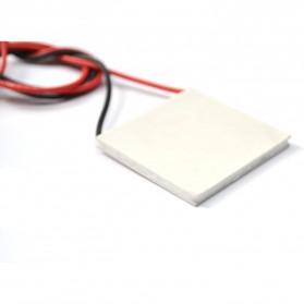 TEC Thermoelectric Cooler Peltier Mesin Pendingin - TEC1-12706 91.2W - White