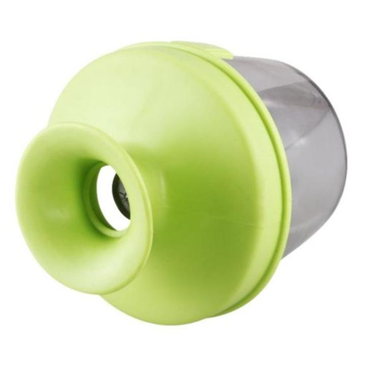 ... Paket Abang None Pop-Up Spice Rack / Tempat Bumbu - Green + Anti Oil ...