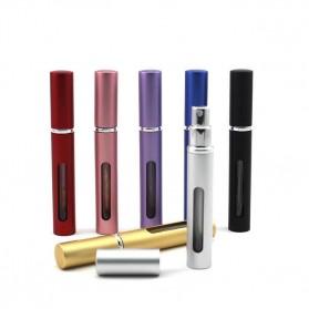 Biutte.co Botol Parfum Spray Refillable 5ml - JSPP-3 - Red - 2
