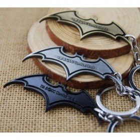 Gantungan Kunci Super Hero Batman Key Chain - GB6675 - Bronze - 3