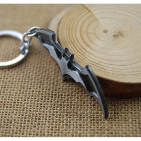Gantungan Kunci Super Hero Batman Key Chain - GB6675 - Bronze - 4
