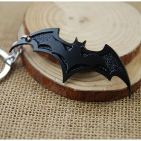 Gantungan Kunci Super Hero Batman Key Chain - GB6675 - Bronze - 5