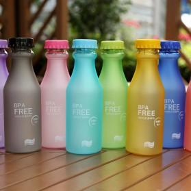Botol Minum BPA Free 550ml - Purple - 10