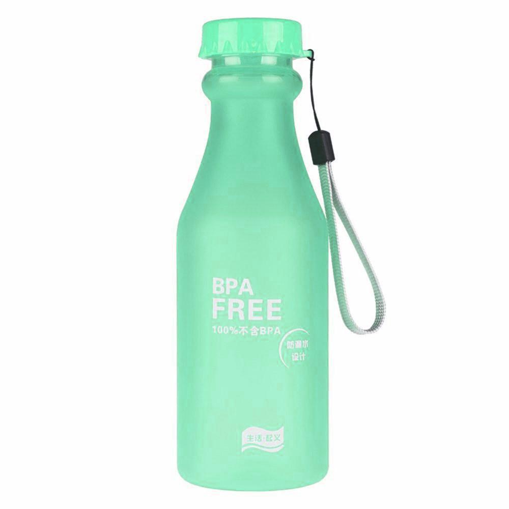 botol minum bpa free 550ml light blue jakartanotebook com