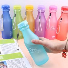 Botol Minum BPA Free 550ml - Blue - 2