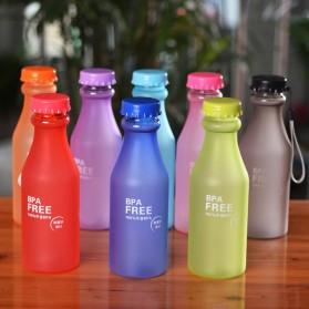 Botol Minum BPA Free 550ml - Blue - 8