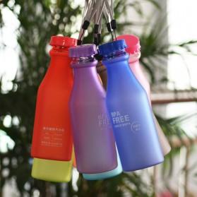 Botol Minum BPA Free 550ml - Blue - 11