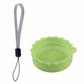 Botol Minum BPA Free 550ml - Green - 6