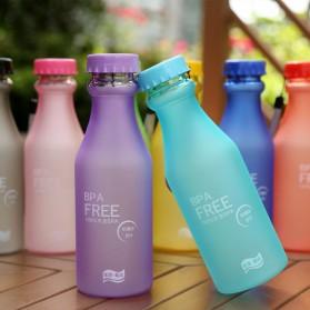 Botol Minum BPA Free 550ml - Green - 9