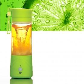 Blender Jus Portable 380ml - Pink - 7