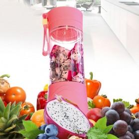 Blender Jus Portable 380ml - Pink - 9