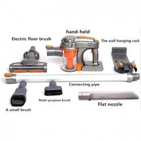 Penyedot Debu Genggam Mini Handheld Vacuum Cleaner - Gray
