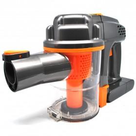 Penyedot Debu Genggam Mini Handheld Vacuum Cleaner - Gray - 2