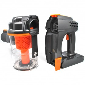 Penyedot Debu Genggam Mini Handheld Vacuum Cleaner - Gray - 4