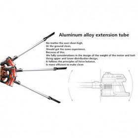 Penyedot Debu Genggam Mini Handheld Vacuum Cleaner - Gray - 5