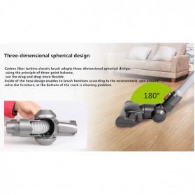 Penyedot Debu Genggam Mini Handheld Vacuum Cleaner - Gray - 6