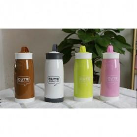 Botol Minum Penyaring Teh 320ml - Multi-Color