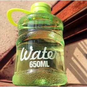 Botol Minum Mini Galon 650ml - Green