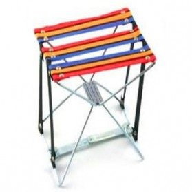 Kursi Lipat Memancing Folding Stool Chair - XDZ-001