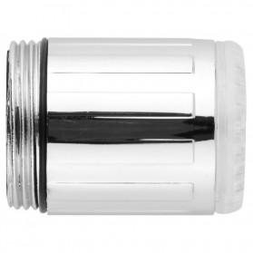 LED Keran Air 3 Colors Water Faucet Changing Temperature Sensor - Multi-Color - 6