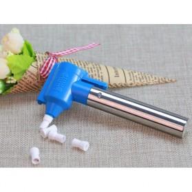 Luma Smile Alat Pemutih Gigi dan Pembersih Noda Gigi - Blue - 2