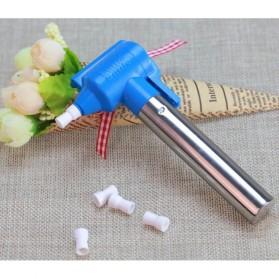 Luma Smile Alat Pemutih Gigi dan Pembersih Noda Gigi - Blue - 3