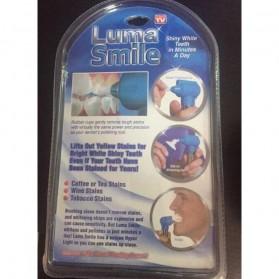 Luma Smile Alat Pemutih Gigi dan Pembersih Noda Gigi - Blue - 6